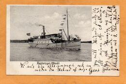 Namdo Sweden 1904 Postcard - Zweden