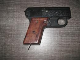 Revolver D'alarme A BARRETTE Fonctionnel PORT OFFERT POUR LA FRANCE - Armes Neutralisées