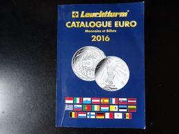 Catalogue Euro 2016 Pièces Et Billets - Boeken & Software