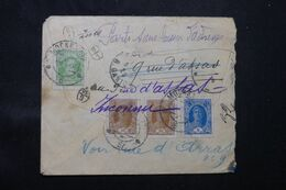U.R.S.S. - Enveloppe En Recommandé De Moscou Pour La France En 1929 Et Redirigé ( Inconnu ) - L 68455 - Briefe U. Dokumente