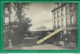 2 Cartes-photos Brest (29) Quartier Saint-Marc Serres & Château Du Castel Huella 4scans - Brest