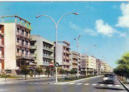 SOTTOMARINA-VENEZIA-LUNGOMARE-AUTO CAR VOITURE=CITROEN DS 21-23=-CARTOLINA VERA FOTOGRAFIA-VIAGGIATA 1968-1975 - Venezia
