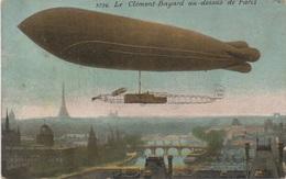 Paris : Le Clément-Bayard Au-dessus De Paris - Sonstige