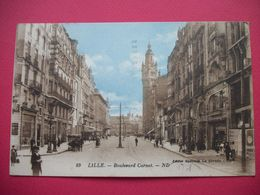 LILLE   :   Boulevard Carnot - Lille