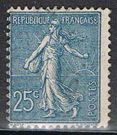 FRANCE : N° 132 Oblitéré (Type Semeuse Lignée) - PRIX FIXE : 30 % De La Cote - - 1903-60 Semeuse Lignée