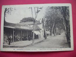ANDERNOS   -   Boulevard De La République - Andernos-les-Bains