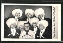 AK Ural-Kosaken-Chor Mit Dirigent A. Scholuch - Music And Musicians