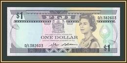 Fiji 1 Dollar 1983 P-81 (81a) UNC - Fiji