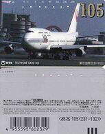Japan, 105-231-132, Airplane, Plane, Transport - Airplanes