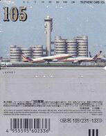 Japan, 105-231-133, Airplane, Plane, Transport - Airplanes