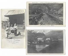 Y17341/ 5 X Foto AK Siebenbürgen Rumänien 1917 - Roemenië