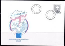 Slowenko, 1996,  U 3, Seminar Der Kultusminister, Seminar Of The Ministers Of Culture - Postal Stationery