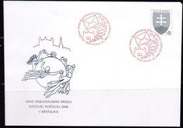 Slowenko, 1996,  U 4, Weltpostverein, Universal Postal Union, UPU - Postal Stationery