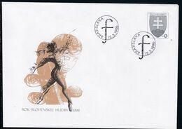 Slowenko, 1996,  U 5, Jahr Der Musik, Year Of Music, - Postal Stationery