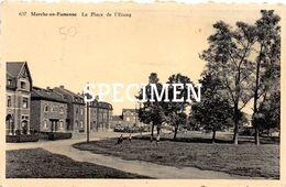 La Place De L'Etang - Marche-en-Famenne - Marche-en-Famenne