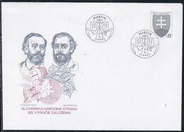 Slowenko, 1996,  U 9, NATIONALPARTEI - Postal Stationery
