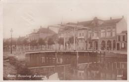 48221Helder, Kanaalweg Molenbrug. (poststempel 1923)(linksboven Een Kleine Vouw) - Den Helder