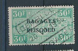 BELGIQUE 1935 ISSUE COB BA21 USED - Gepäck