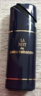 Miniature De Parfum La Nuit De Paco Rabanne 7.5 Ml Vaporisateur Eau De Parfum - Modern Miniatures (from 1961)