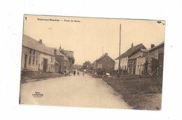 Cpa PONT SUR SAMBRE Route De Bavay - Altri Comuni
