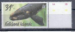 Falkland 1228a Baleine - Walvissen