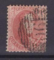 N° 16  :  90 OSTENDE  COBA +15.00 - 1863-1864 Medaillen (13/16)