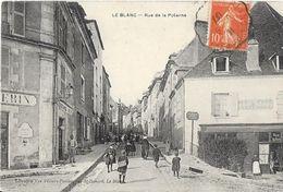 Le Blanc - Rue De La Poterne  B état - Le Blanc