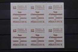 FRANCE - Timbres De Grèves De Périgueux En Bloc De 6 - L 68549 - Strike Stamps