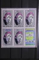 FRANCE - Timbres De Grèves Des Postes En 2001 / 2003 - L 68551 - Strike Stamps