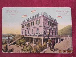 CPA - Varese - Hôtel Paradiso - Visto Dal Sacro Monte - Varese