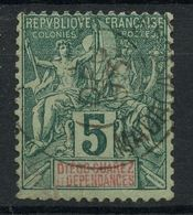 Diego-Suarez (1892) N 28 (o) - Used Stamps