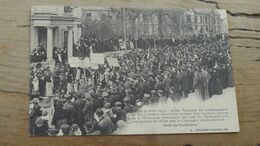 TROYES Le 9 Avril 1911 : 20000 Vignerons De Bar /Aube Et Bar / Seine …………………..OX-5461 - Troyes