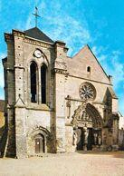 1 AK Frankreich * Longpont-sur-Orge Mit Der Basilika Notre-Dame-de-Bonne-Garde Erb. Ab 1031 - Département Essonne * - Other Municipalities