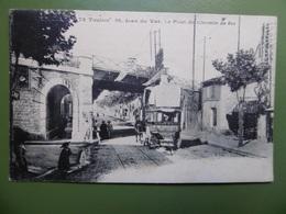 TOULON  ( VAR ) N ° 78  St - JEAN Du VAR  - Le Pont Du Chemin De FER - Toulon