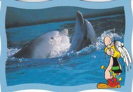 .. DAUPHIN .. PARC ASTERIX 2003     ... - Delfines