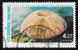 Thailand Stamp 1983 International Letter Writing Week 4 Baht - Used - Tailandia