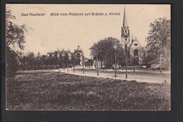 D4 /    Bad Nauheim Um 1910 - Unclassified