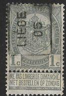 Luik 1905  Nr. 676A - Rollo De Sellos 1900-09