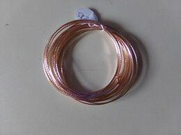 Bracelet Multiple ( 15 ) En Métal Doré - Bracelets