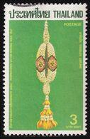 Thailand Stamp 1987 International Letter Writing Week 3 Baht - Used - Tailandia