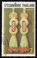 Thailand Stamp 1987 International Letter Writing Week 7 Baht - Used - Tailandia
