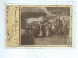 Walcourt Fraire Document TRES Rare St Ghislain 1904 ( Chapelle St Ghislain De Fraire ) - Walcourt