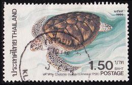 Thailand Stamp 1986 Marine Turtles 1.50 Baht - Used - Tailandia