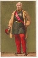 Chromo  /  CHOCOLAT  POULAIN  /  Général  BUGEAUD ( 1784 - 1849 ) - Poulain