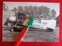 FOTO AEROPLANO FIAT  CR  42 - Aviation