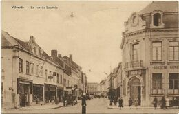 Vilvoorde - Vilvorde  *   La Rue De Louvain - Vilvoorde