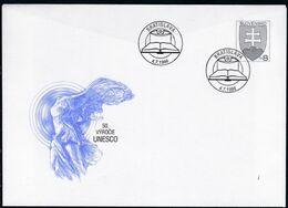Slowenko, 1996,  U 10, UNESCO - Postal Stationery