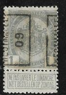 Westmalle 1909  Nr. 1353A - Rollo De Sellos 1900-09