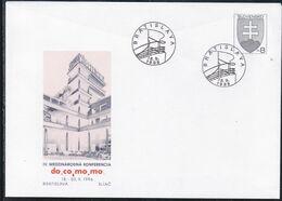 Slowenko, 1996,  U 13, Do.co.mo.mo. - Postal Stationery