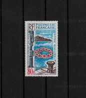 POLYNESIE FRANCAISE - OEUVRE DES CANTINES SCOLAIRES - PA 15 - NEUF** - Unused Stamps